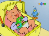 Невероятные расследования котёнка Хакли, 51 серия / Busytown Mysteries: Hurray for Huckle!
