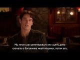 Стивен Мойер о сцене в багажнике, Настоящая Кровь, 1 серия 5 сезон
